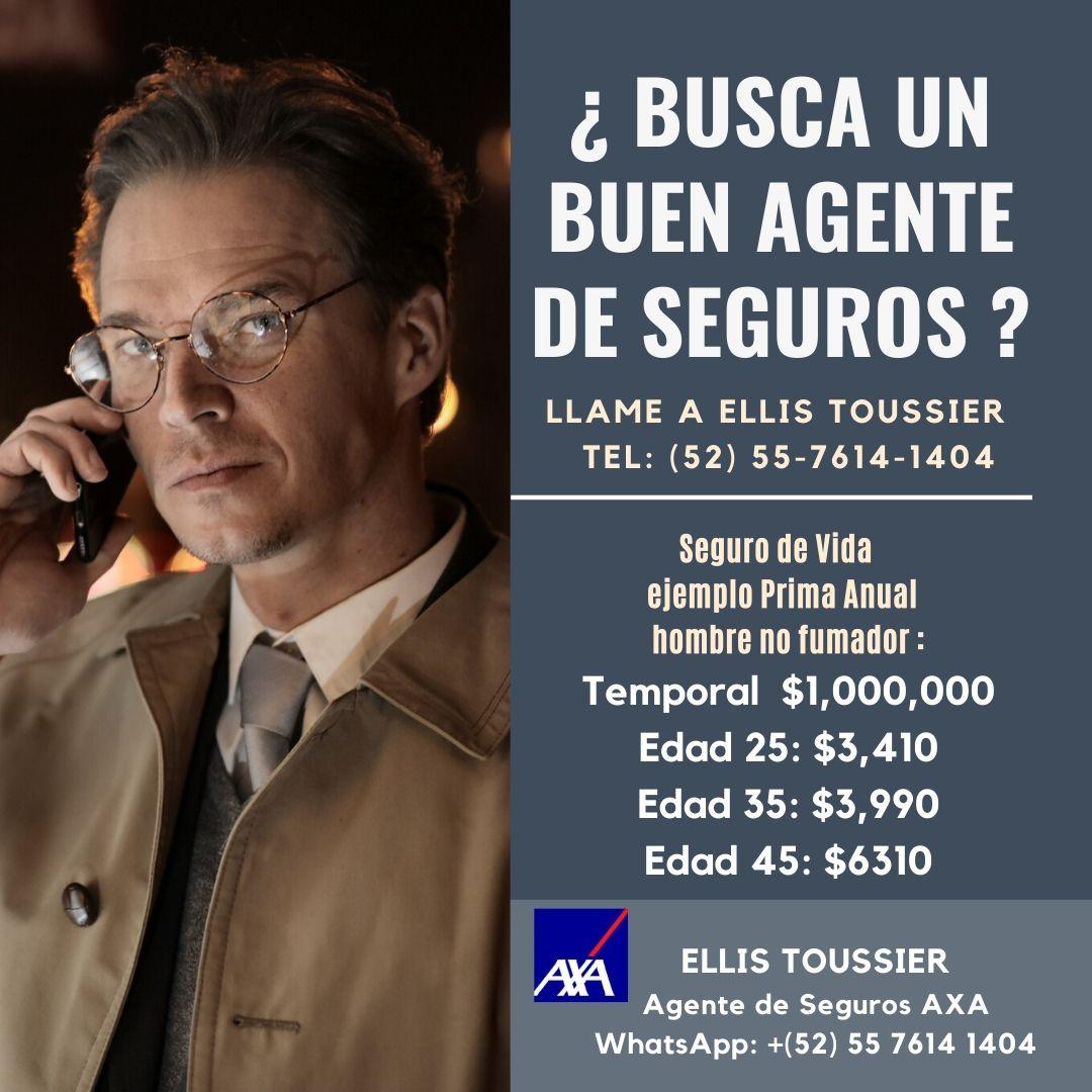 Busca un Buen Agente? Vida Temporal 10